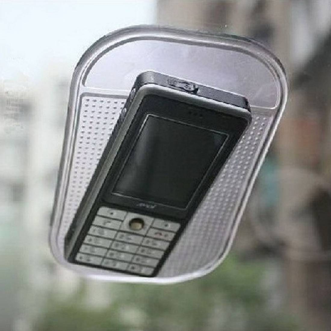 Car dash non dashboard pad phone sticky holder mat car mobile holder anti slip ebay - Notepad holder for car ...