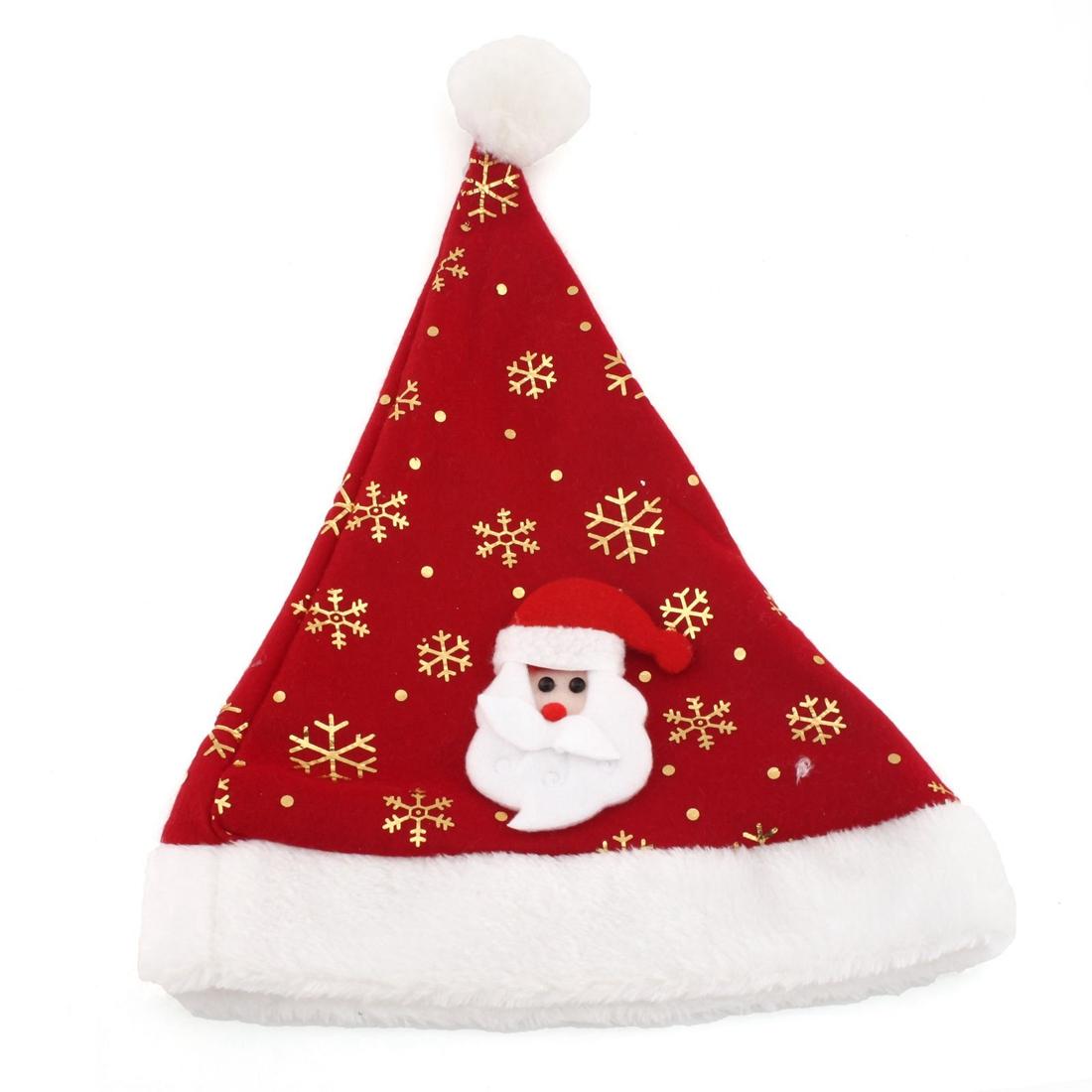 Hiver chapeau de no l bonnet pompon poup e enfant adulte soir e f te cadeau n - Cadeau de noel a vendre ...